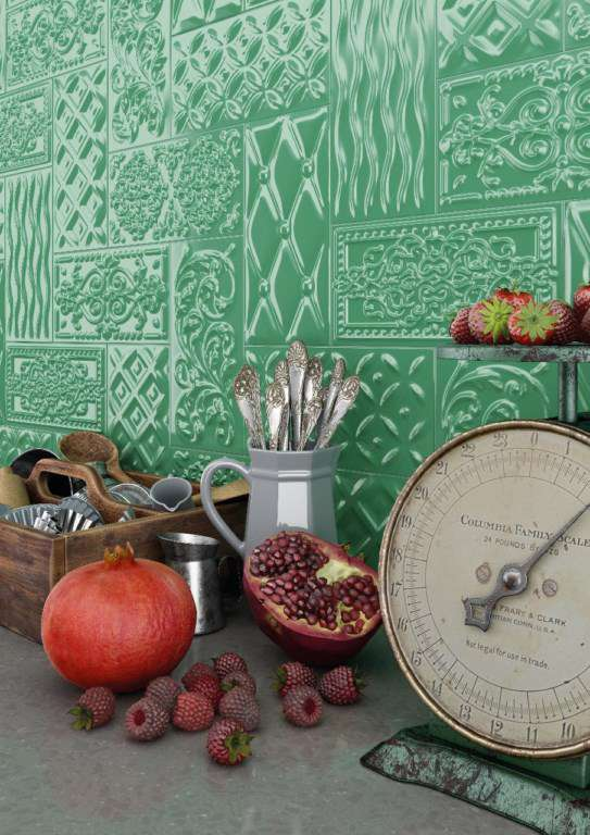 Beautiful Deco Tiles From Vives Ceramica Spanyol Csempe