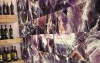 Spanyol csempék, spanyol járólapok, spanyol burkolatok kép:Aura Ametyst Glass