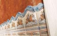 Spanyol csempék, járólapok, burkolatok kép:Vives Aranjuez