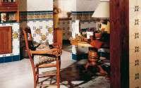 Spanyol csempék, járólapok, burkolatok kép:Vives Monasterio