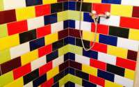 Spanyol csempék, spanyol járólapok, spanyol burkolatok kép:Metró csempe variáció
