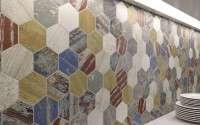 Spanyol csempék, spanyol járólapok, spanyol burkolatok kép:Dune Arte Hexagon dekormozaik