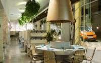 Spanyol csempék, spanyol járólapok, spanyol burkolatok kép:Boho bár, egy bohém sziget Madrid szívében