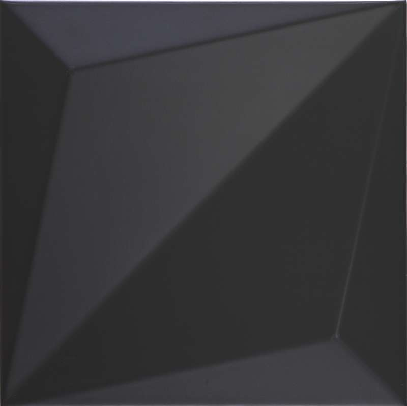 Shapes origami black