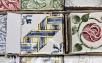 Spanyol csempék, járólapok, burkolatok kép:Az első csempe patchwork története