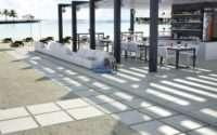 Spanyol csempék, járólapok, burkolatok kép:Porcelán (gres) burkolatok kültérre, ragasztás nélkül?
